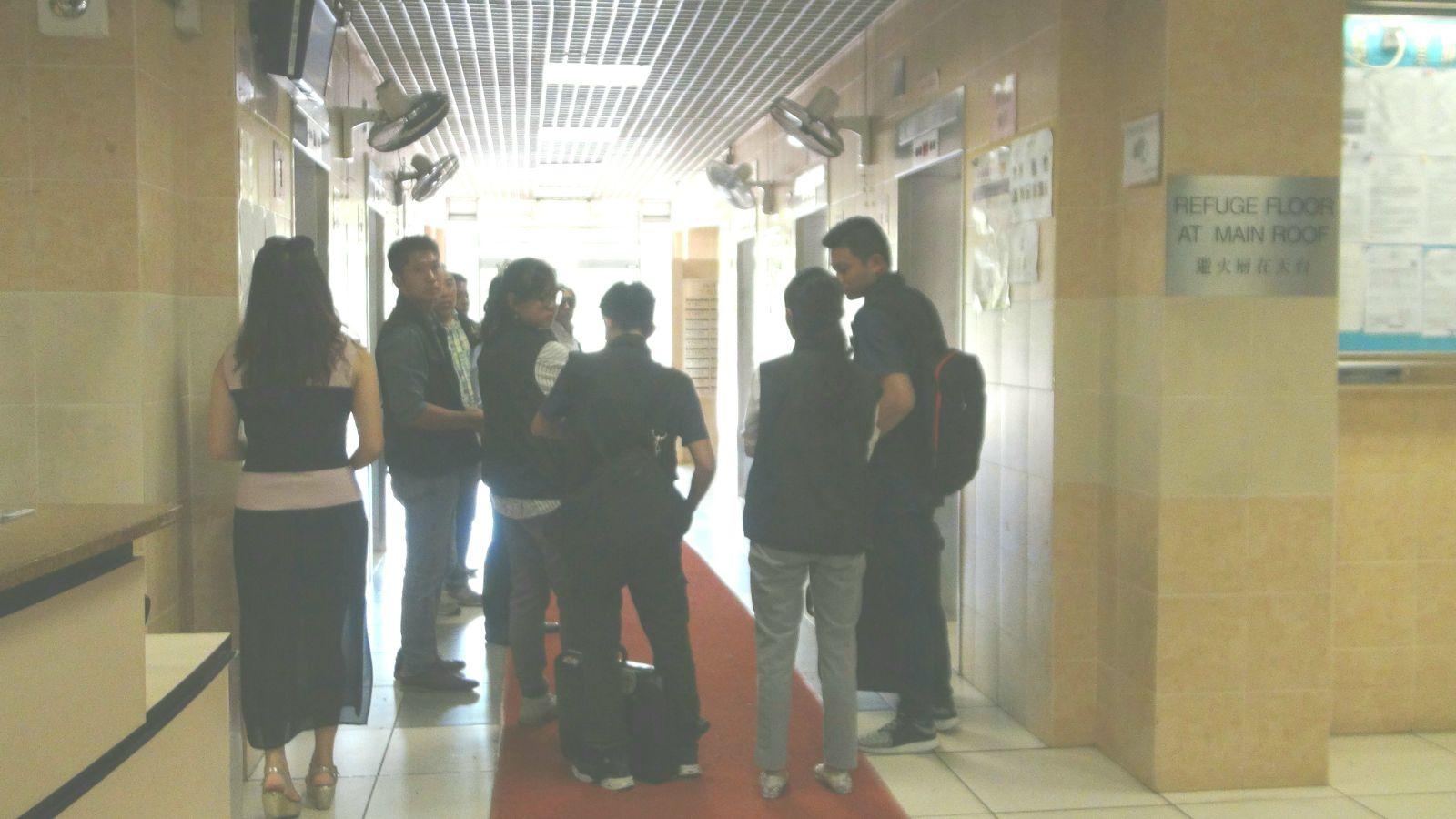 案件現時由大埔重案組第二隊接手調查。