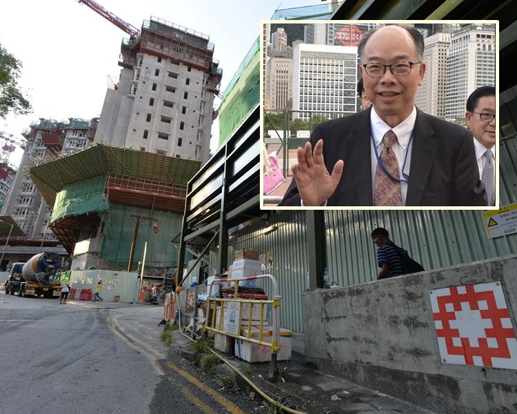 陳帆表示,回收得來的公屋單位,可能是來自市區或擴展市區。