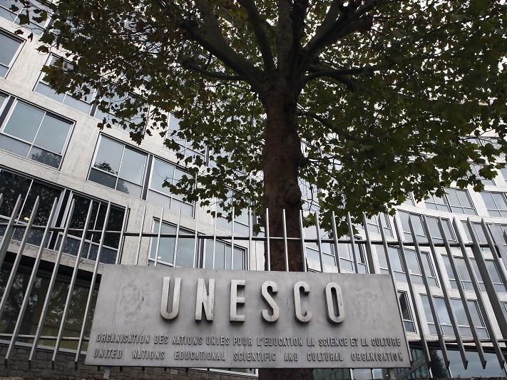 美國再次退出聯合國教科文組織。AP