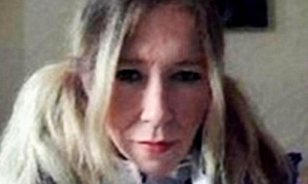 瓊斯被英國媒體稱為「白寡婦」。網上圖片