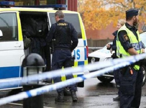 瑞典特雷勒堡市周四發生槍擊案,4人受傷而被送往醫院救治。 網上圖片
