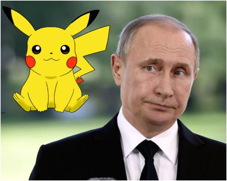 俄羅斯黑客被指利用Pokemon Go,企圖分化美國人。網圖