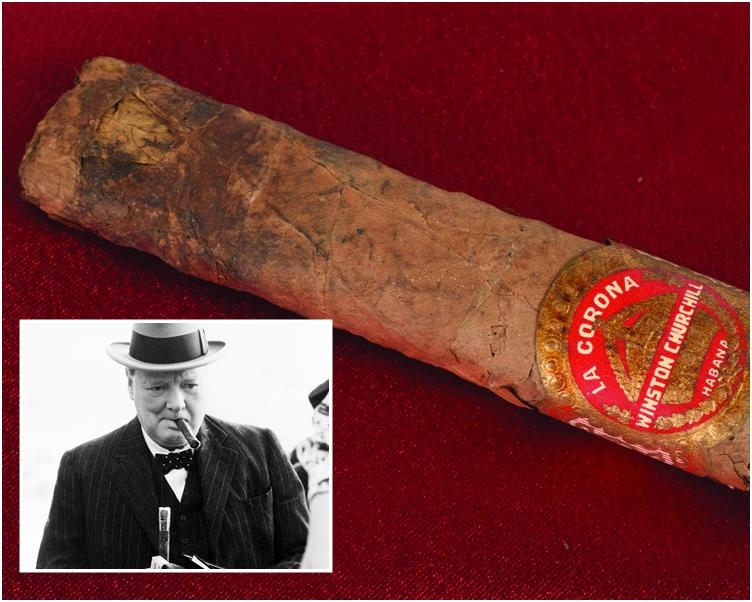 雪茄以93560港元成交。AP