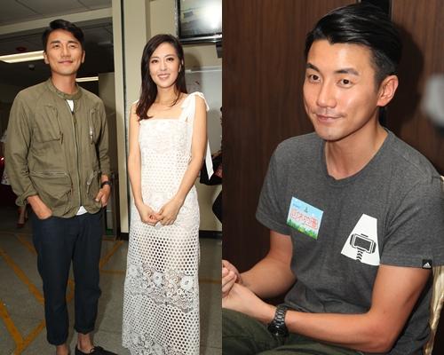 洪永城與唐詩詠分手近半年,傳出新戀情。
