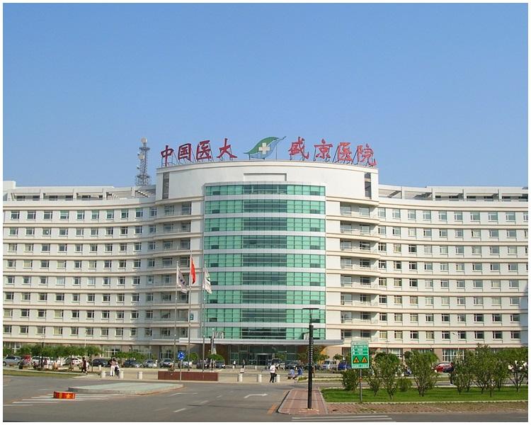 中國醫科大學附屬盛京醫院。資料圖片