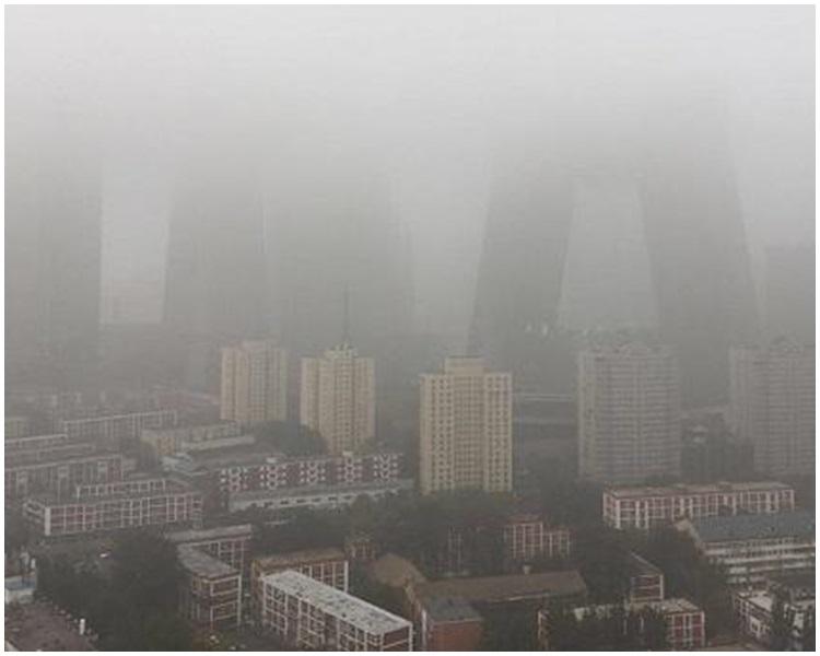 北京南部、天津、河北中部可能有強濃霧。資料圖片