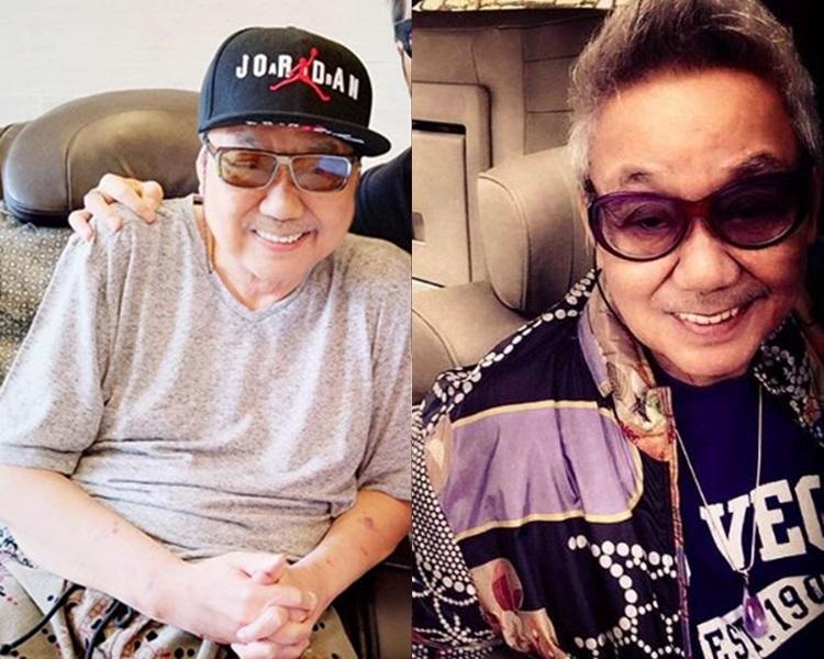 金牌經理人陳自強近年多次進出醫院。
