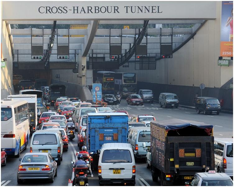 拍卡繳費系統頻故障,運輸署暫緩在紅磡海底隧道推行系統。