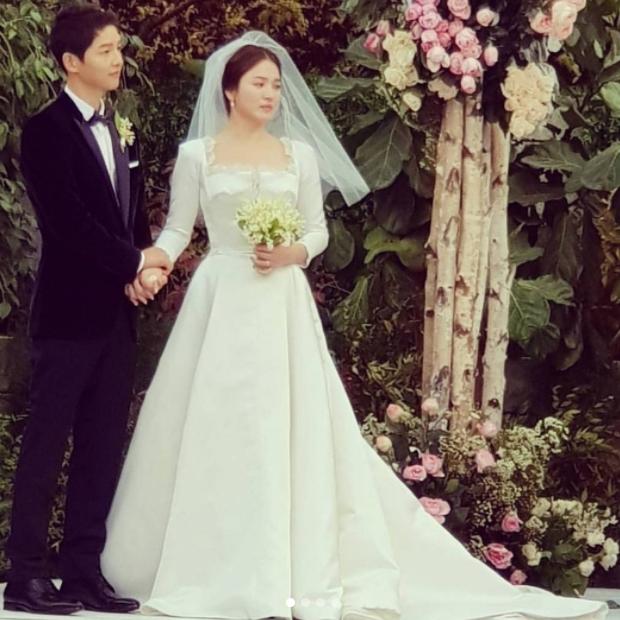 仲基、喬妹已成為雙宋夫婦。
