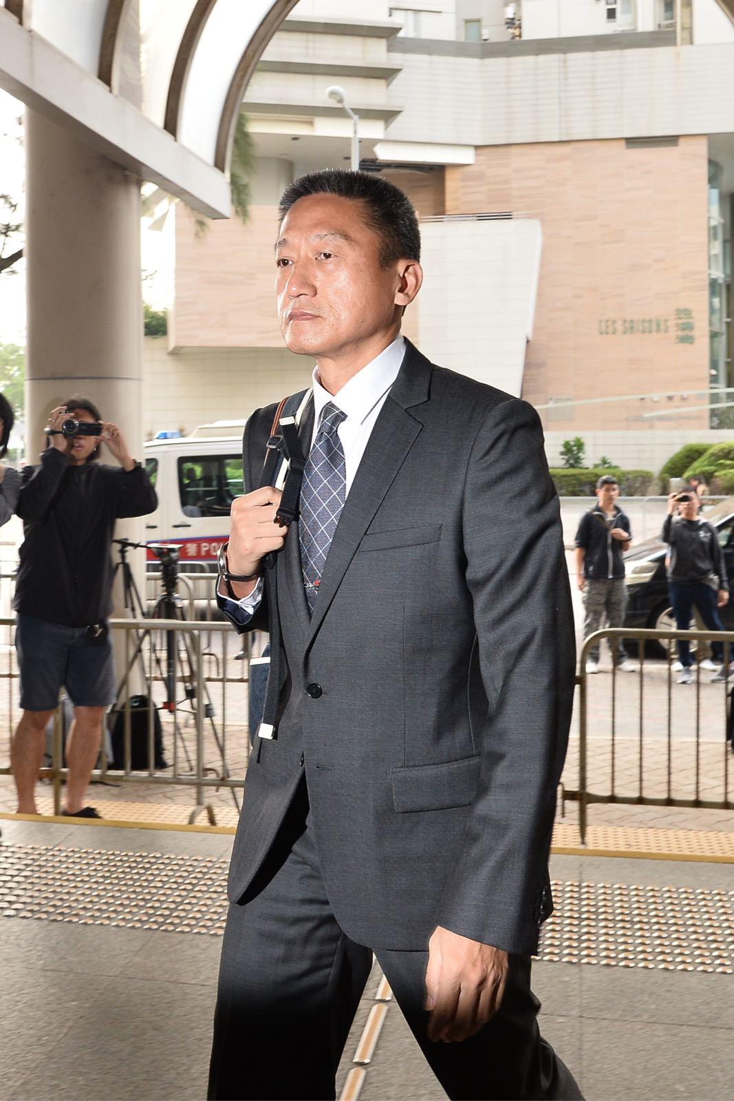 現年57歲的朱經緯已經退休,案件審期預料為5天。