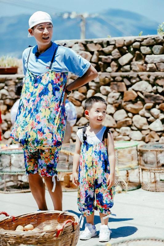 陳小春與兒子
