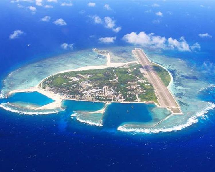 中方表示期待與東盟國家推進「南海行為準則」磋商。網上圖片