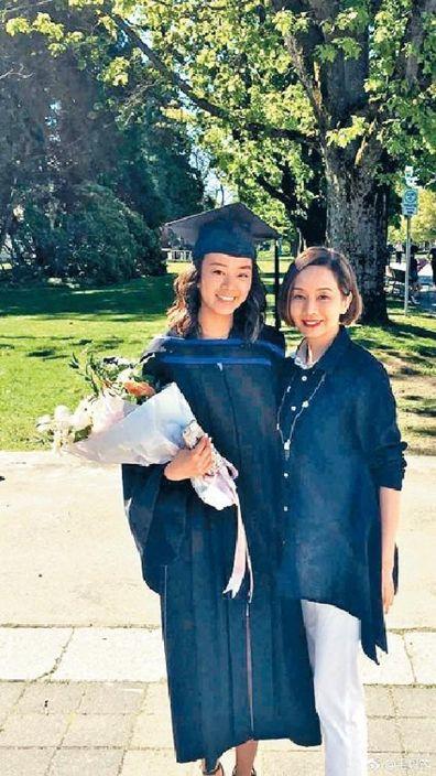 Jannie入讀溫哥華哥倫比亞大學,二年級時認識男友。
