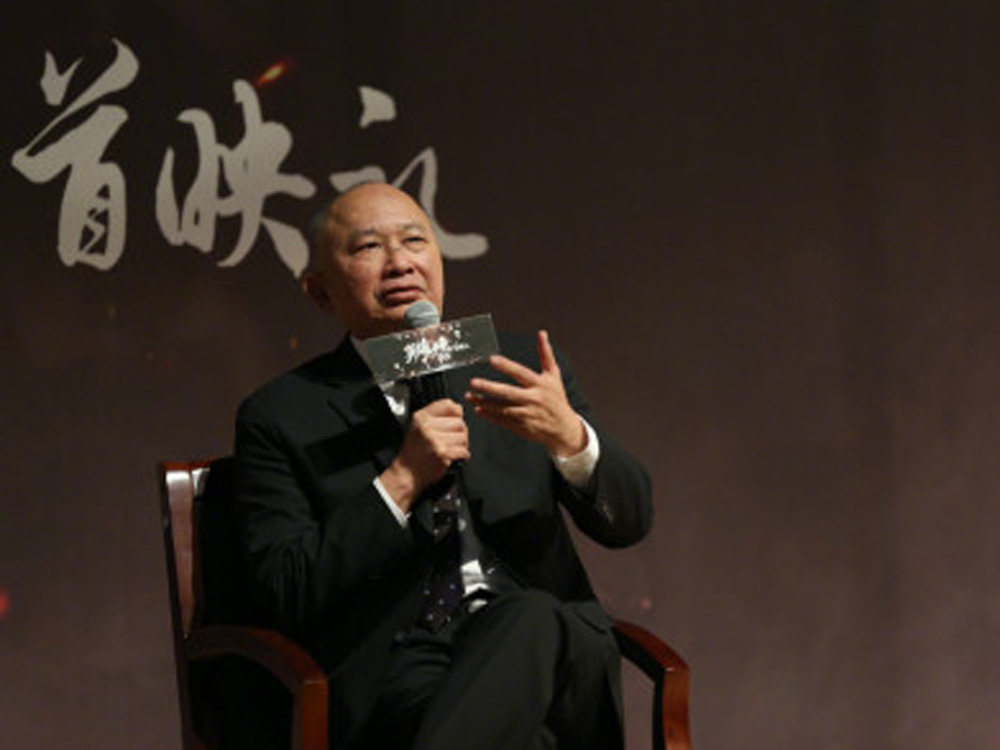 導演吳宇森暢談當年拍《英雄本色》的趣事。