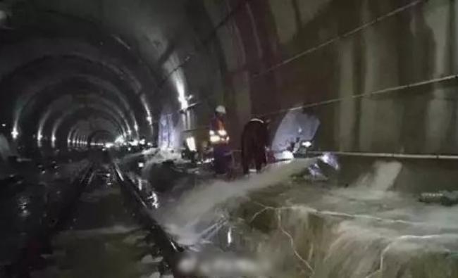 多條隧道涉嫌出現問題。網圖