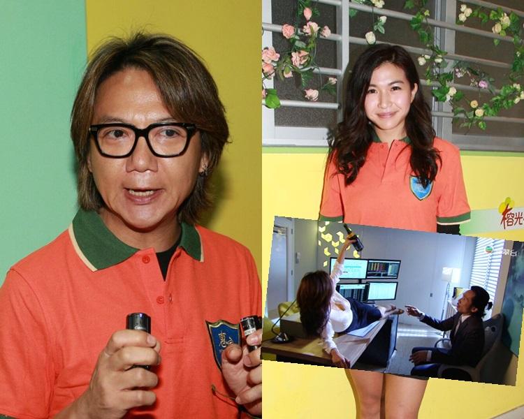 吳國敬帶女友過白色聖誕;陳偉琪開心性感演出獲正評。