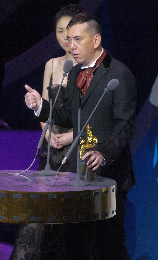 黃秋生以《頭文字D》三獲男配角獎。