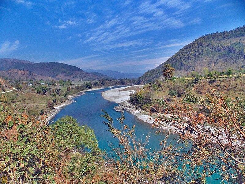 尼泊爾取消布達甘達基水電站項目,被認為是對中方的一次挫折。