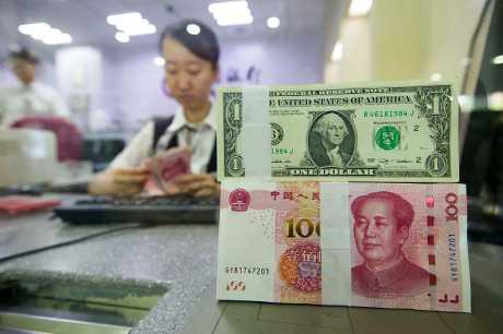 在岸人民幣兌美元連續五日下跌,創半個月新低。