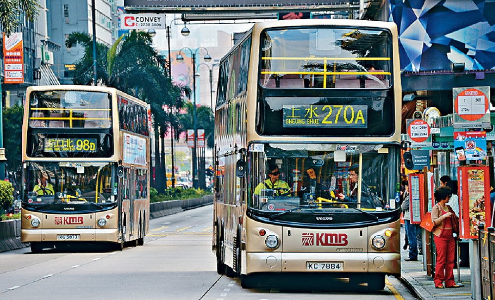 劉國勳表示得悉運輸署已經批准九巴月票計劃。資料圖片