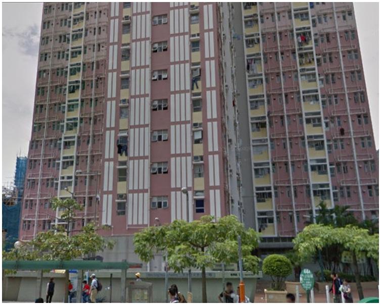 現場是寶田邨第3座一單位。網圖