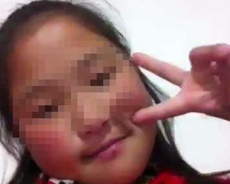 江蘇10歲女童疑因學業成績欠佳,在家喝農藥自殺。網圖