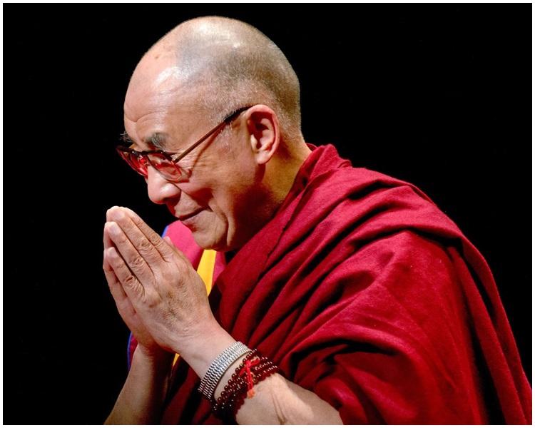 西藏精神領袖達賴喇嘛。網圖