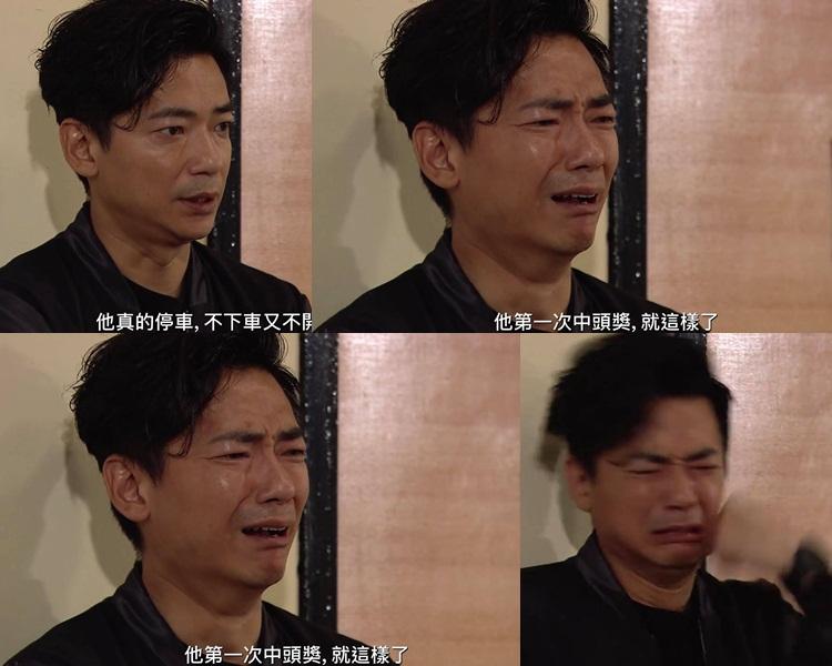 趙永洪這場喊戲被讚有層次。