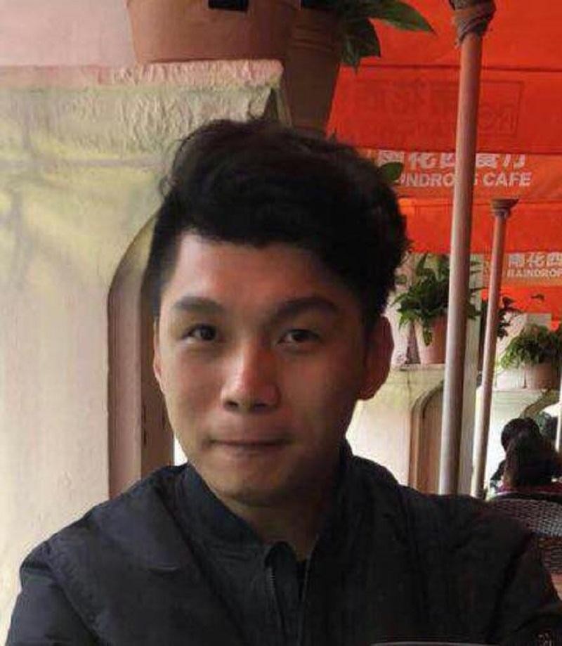 失蹤30歲香港男子莊蔓彬。網上圖片