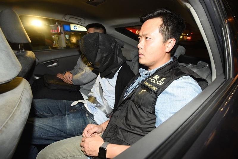 訛稱中介公司職員 27歲男子涉詐騙擔保費被捕
