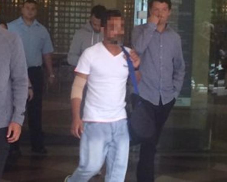男子獲法官批准保釋,本月底再出庭。