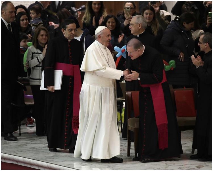 教宗方濟各表示「十分憂慮」耶路撒冷近日的發展。AP