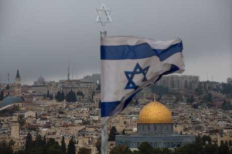 特朗普承認耶路撒冷為以色列首都。AP