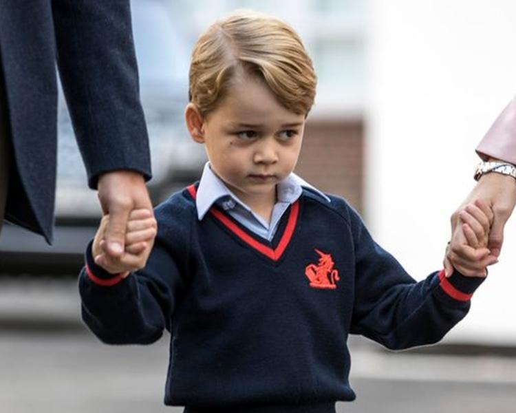 喬治小王子。資料圖片