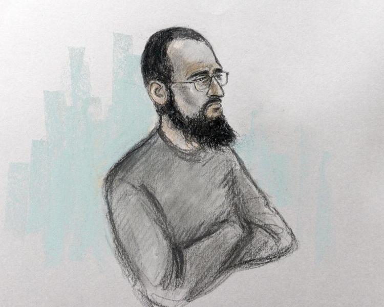 31歲男子拉希德。美聯社