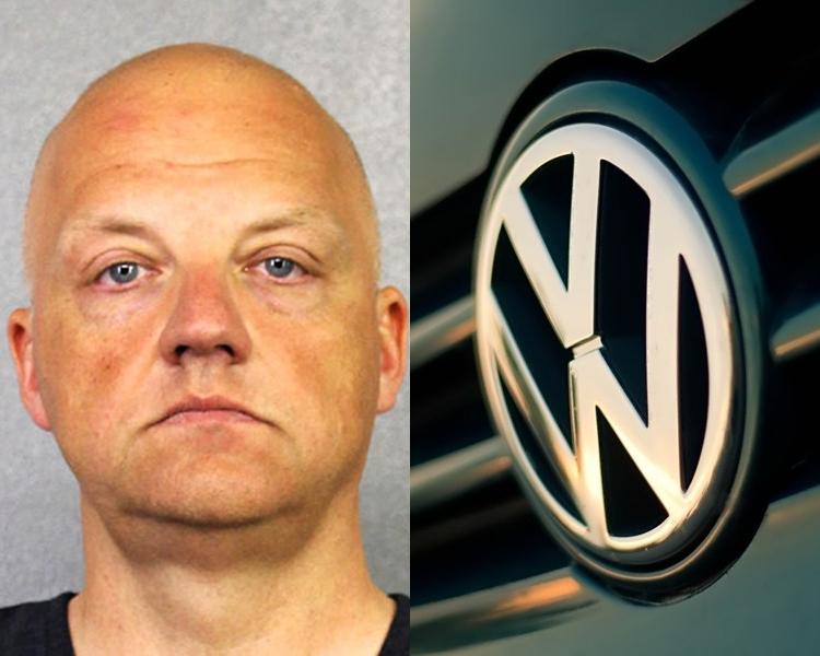 施密特是時任福士汽車主管。美聯社/網上圖片