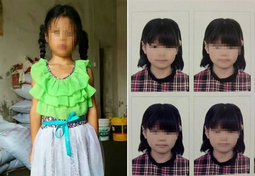 駕車撞倒女童怕孭鑊,司機將其殘殺兼挖器官。網上圖片