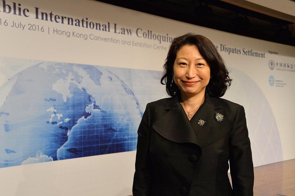 消息稱,北京初步已拍板同意由鄭若驊接任律政司司長一職。資料圖片