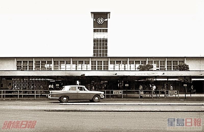 天星碼頭鐘樓曾服務港人49年。資料圖片