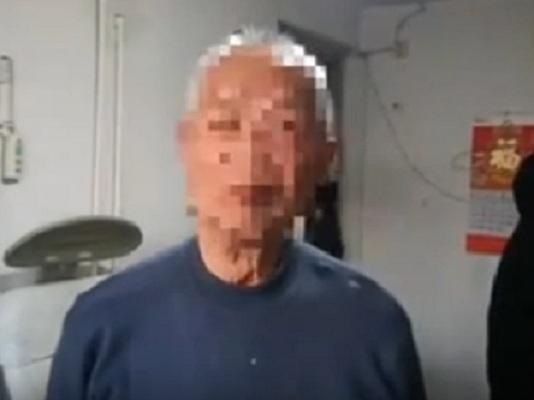 85歲蘇翁希望能透過廣告尋求收養人。 網上圖片