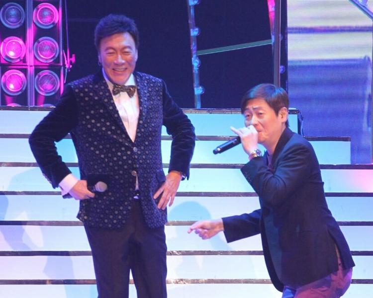 陳欣健邀得多位圈中好友擔任演出嘉賓。