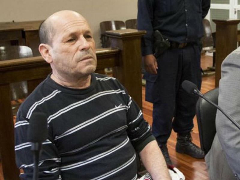 貝勒斯奧在審訊期間一直拒絕答辯,聞判時目無表情。(資料圖片)