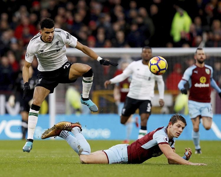 利物浦對般尼,則以2:1險勝。AP