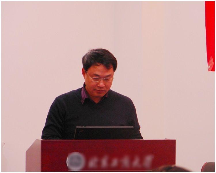 北京航天航空大學博士生導師陳小武(網上圖片)