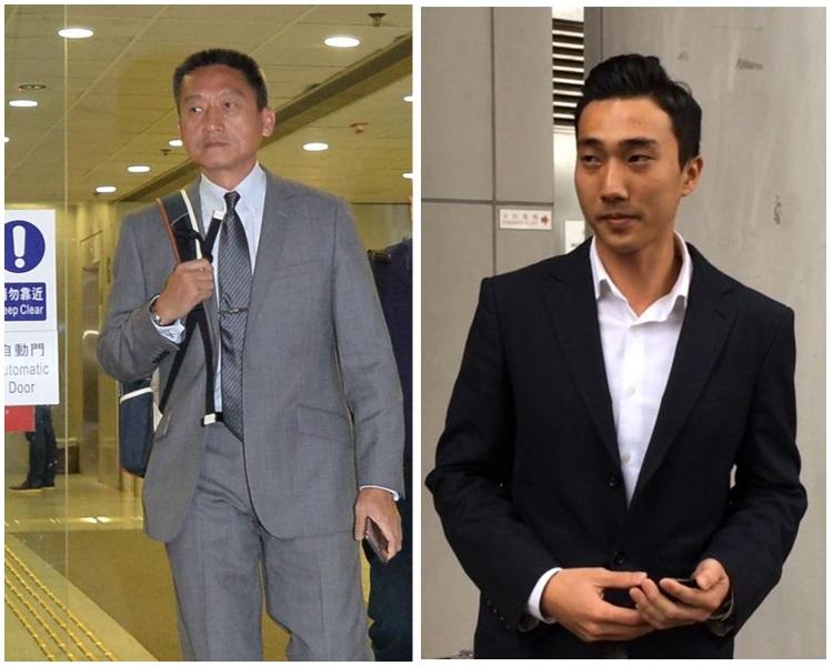 主任裁判官錢禮指,朱經緯(左)亦已經退休,重犯機會近乎零。資料圖片