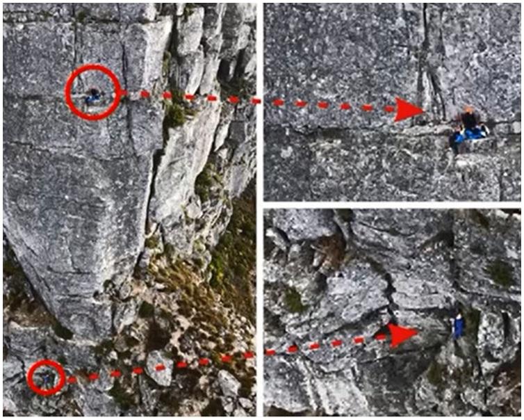 兩名香港遊各攀岩時發生意外一死一傷。