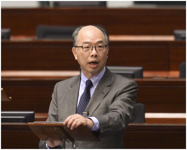 多名議員不滿陳帆沒有出席帳委會聆訊。資料圖片