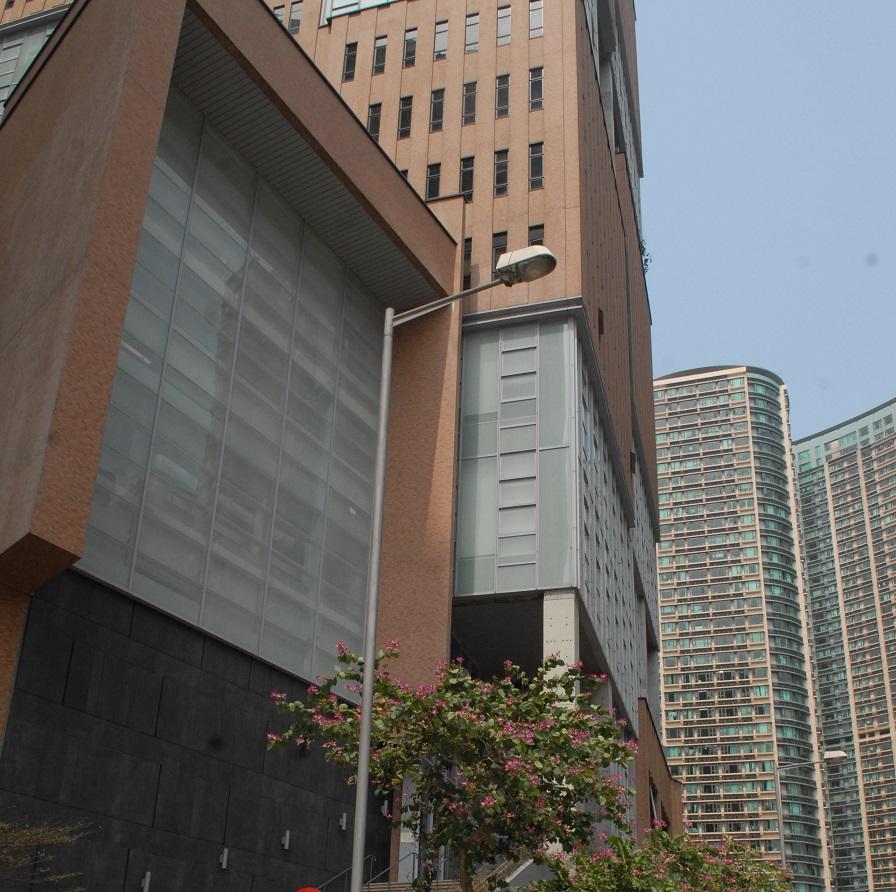 紅磡香港專上學院。資料圖片