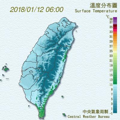 台灣變成「藍蕃薯」。