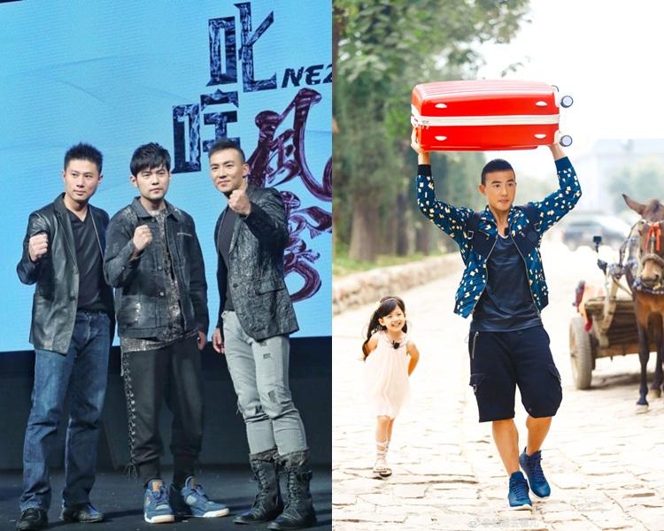 劉畊宏似前是周杰倫朋友,現在是小泡芙爸。